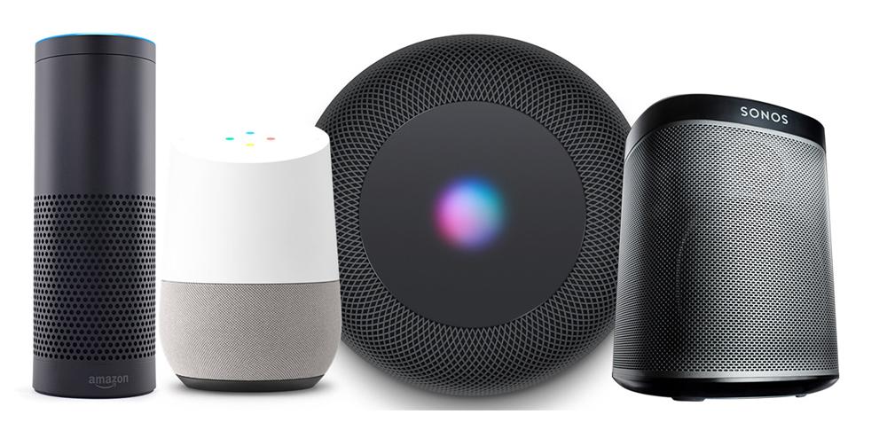Apple, Amazon & Google